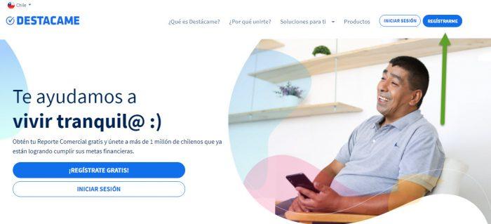 Sacar informe dicom gratis web destacame