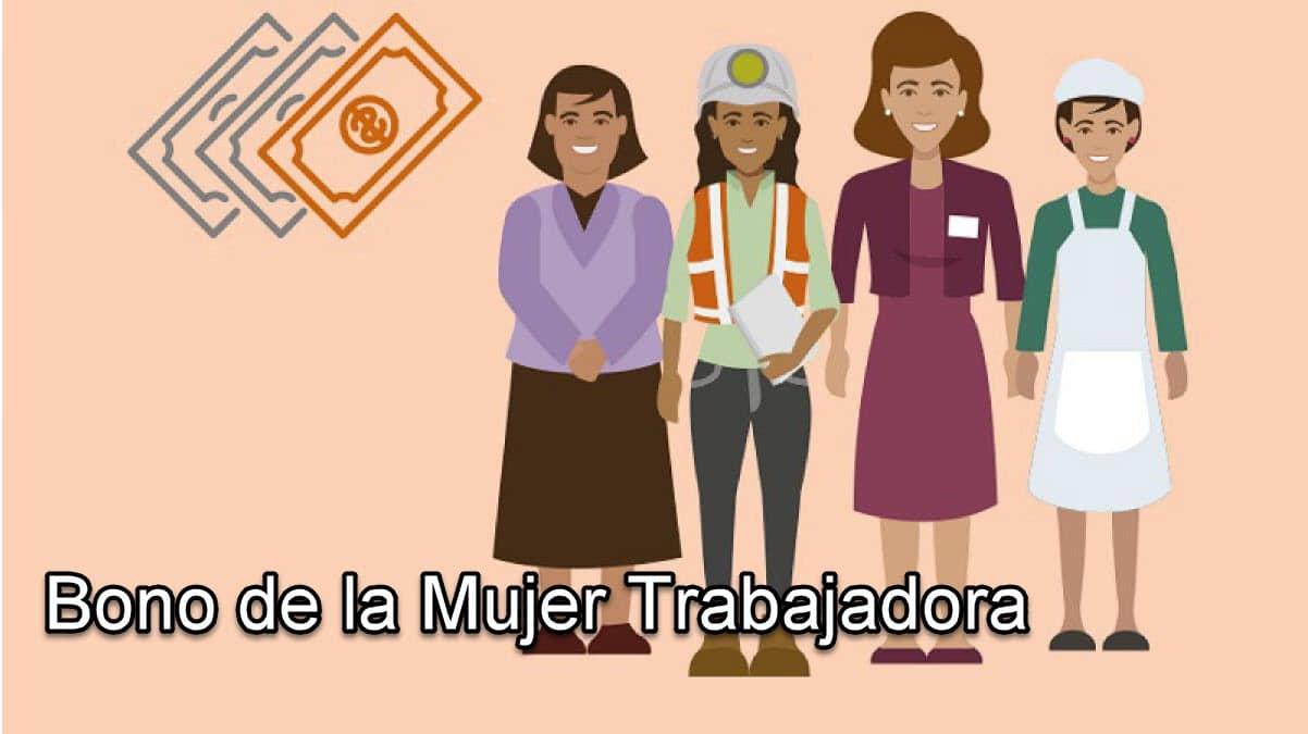 bono de la mujer trabajadora