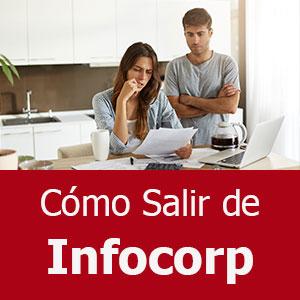 Cómo salir de Infocorp 2020