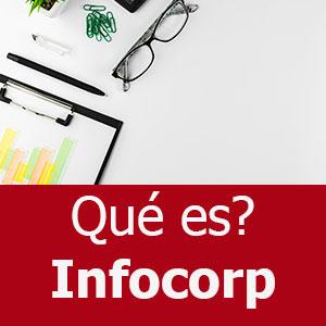 Infocorp qué es?